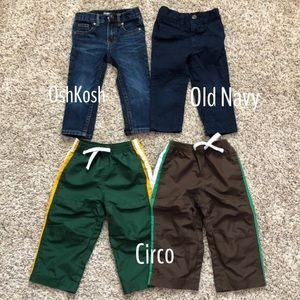 Other - Boys 18m pants lot